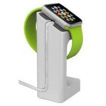 Laad standaard E7 voor Apple Watch wit