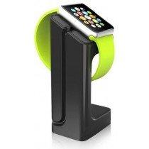 Laad standaard E7 voor Apple Watch zwart