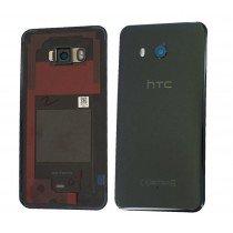 Back cover - achterkant HTC U11 zwart