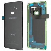 Back cover - achterkant Samsung Galaxy A8 2018 zwart
