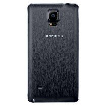 Back cover - achterkant Samsung Galaxy Note 4 donker grijs - GH98-35212B
