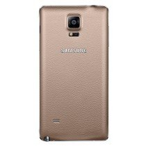 Back cover - achterkant Samsung Galaxy Note 4 goud - GH98-35212C