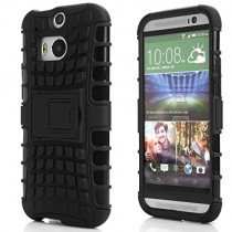 Ballistic case HTC One M8 zwart