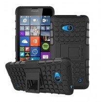 Ballistic case Microsoft Lumia 640 zwart
