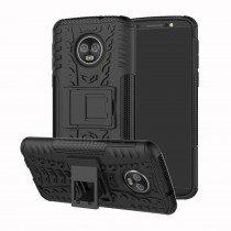 Ballistic case Motorola Moto G6 Plus zwart