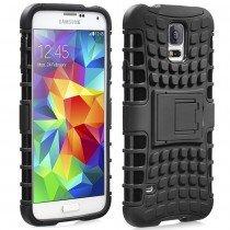 Ballistic case Samsung Galaxy S5 / S5 Neo zwart