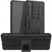 Ballistic case Sony Xperia 10 II zwart