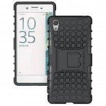 Ballistic case Sony Xperia X zwart