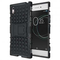 Ballistic case Sony Xperia XA1 zwart