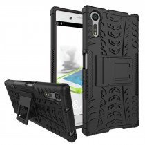 Ballistic case Sony Xperia XZ zwart