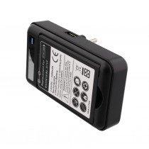 Batterij lader extern + USB LG G4 - Met accu