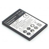 Batterij Samsung Galaxy S2 / Galaxy S2 Plus i9100 1800 mAh