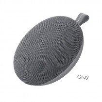 Borofone draadloze bluetooth speaker BP3 - grijs