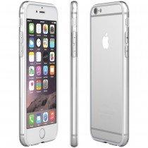 Bumper hoesje Apple iPhone 6S Plus wit