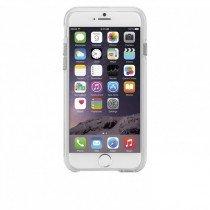 voorkant - Case-mate Naked Tough case iPhone 6 transparant CM031382