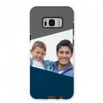 Telefoonhoesje met foto voor de Galaxy S8 Plus - Tough case - Voorbeeld 1