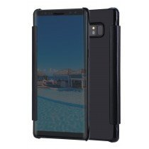 Clear View cover Samsung Galaxy Note 8 zwart