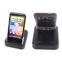 Cradle / dock HTC Desire HD met extra laadfunctie