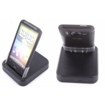 Cradle / dock HTC Desire HD zwart