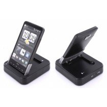 Cradle / dock HTC HD2 met extra laadfunctie