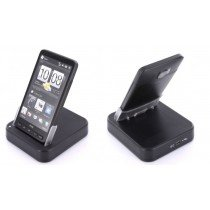 Cradle / dock HTC HD2 zwart