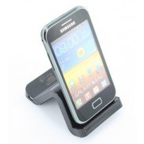 Cradle / dock Samsung Galaxy Ace Plus S7500 zwart