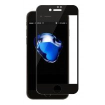 Tempered Glass (volledig scherm) Apple iPhone 7 - zwart