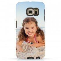 Telefoonhoesje met foto voor de Galaxy S6 Edge - Tough case - Voorbeeld 1