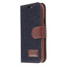 Flip case met stand Denim Samsung Galaxy S4 Active i9295