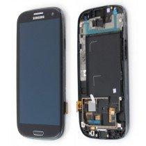 Display module Samsung Galaxy S3 GT-i9300 zwart - GH97-13630E