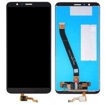 Display module Huawei Honor 7X zwart