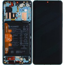 Display module Huawei P30 Pro Aurora Blue (Service Pack)