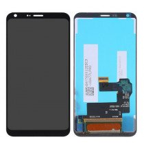 Display module LG Q6 zwart