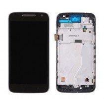 Display Module Motorola Moto G4 Play zwart