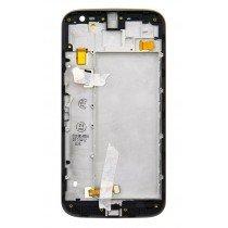 Display Module Motorola Moto G4 Plus zwart
