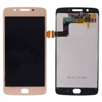 Display Module Motorola Moto G5 goud