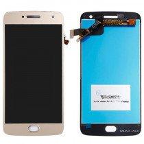 Display Module Motorola Moto G5 Plus goud