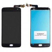 Display Module Motorola Moto G5 Plus zwart