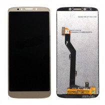 Display Module Motorola Moto G6 Play goud