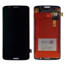 Display Module Motorola Moto G6 Plus zwart