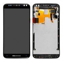 Display Module Motorola Moto X Style zwart