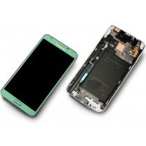 Display module Samsung Galaxy Note 3 Neo groen