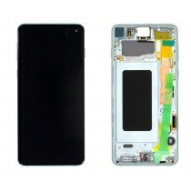 Display module Samsung Galaxy S10+ groen