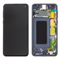 Display module Samsung Galaxy S10e zwart
