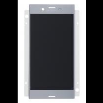 Display Module Sony Xperia XZ grijs/zilver