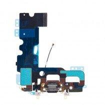 Dock connector flex kabel zwart voor Apple iPhone 7 plus