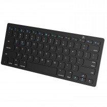Draadloos bluetooth toetsenbord geschikt voor iMac - zwart