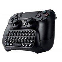 Draadloos chat toetsenbord voor Playstation 4 controller