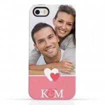 Telefoonhoesje met foto voor de iPhone SE - Tough case - Voorbeeld 1