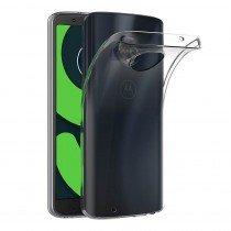Flexi bumper Motorola Moto G6 - 0,3mm - doorzichtig